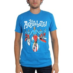 Aquabats - Mens Surfer T-Shirt