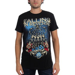 Falling In Reverse - Mens Birdcage T-Shirt