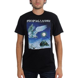 Propagandhi - Mens Owl T-Shirt
