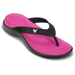 Crocs - Womens  Capri Mickey Flip Flop