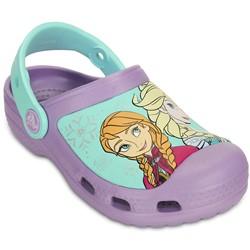 Crocs - Girls CC Frozen Clogs