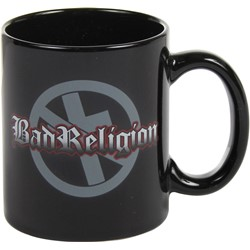 Bad Religion - Shadow Cross Coffee Mug