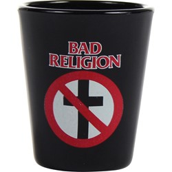 Bad Religion - Crossbuster Shot Glass