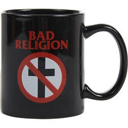 Bad Religion - Cross Buster Coffee Mug