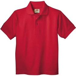 Dickies - KS234 Toddler Short Sleeve Pique Polo Shirt