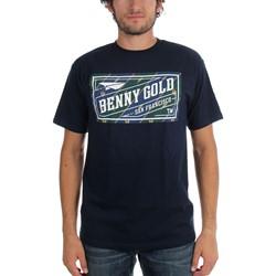Benny Gold - Mens Scholar Logo T-Shirt