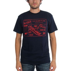 Benny Gold - Mens Clark Orr Guest Glider T-Shirt