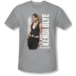 Ncis La - Mens Kensi T-Shirt In Silver