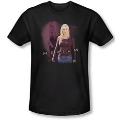Medium - Mens Medium T-Shirt In Black