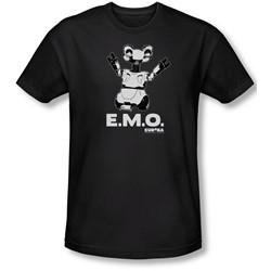 Eureka - Mens Emo T-Shirt In Black