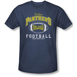 Friday Night Lights - Mens State Champs T-Shirt In Navy