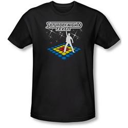 Saturday Night Fever - Mens Should Be Dancing T-Shirt In Black