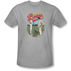 Bad News Bears - Mens Vintage T-Shirt In Heather