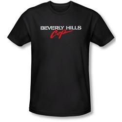 Beverly Hills Cop - Mens Logo T-Shirt In Black