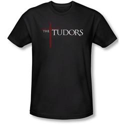 Tudors - Mens Logo T-Shirt In Black
