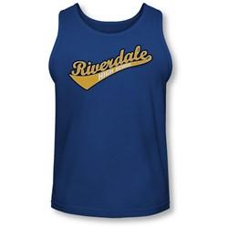 Archie Comics - Mens Riverdale High School Tank-Top