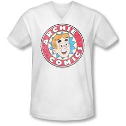 Archie Comics - Mens Archie Comics V-Neck T-Shirt