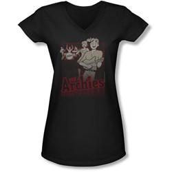 Archie Comics - Juniors Perform V-Neck T-Shirt