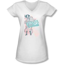 Archie Comics - Juniors Glam Rockers V-Neck T-Shirt