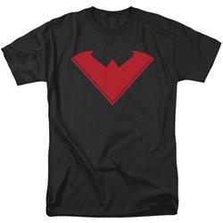 Batman - Mens Nightwing 52 Costume T-Shirt