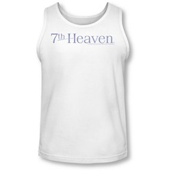 7Th Heaven - Mens 7Th Heaven Logo Tank-Top