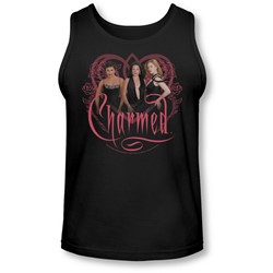 Charmed - Mens Charmed Girls Tank-Top