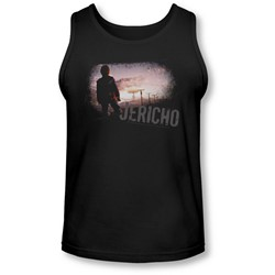 Jericho - Mens Mushroom Cloud Tank-Top