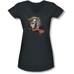 Twilight Zone - Juniors The Norm V-Neck T-Shirt