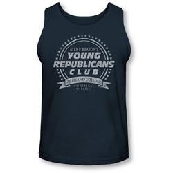 Family Ties - Mens Young Republicans Club Tank-Top