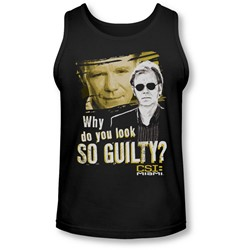 Csi Miami - Mens So Guilty Tank-Top