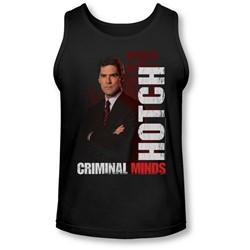 Criminal Minds - Mens Hotch Tank-Top