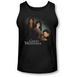 Ghost Whisperer - Mens Diagonal Cast Tank-Top