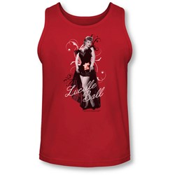 Lucille Ball - Mens Signature Look Tank-Top