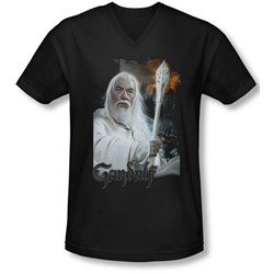 Lor - Mens Gandalf V-Neck T-Shirt