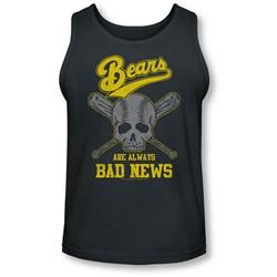 Bad News Bears - Mens Always Bad News Tank-Top