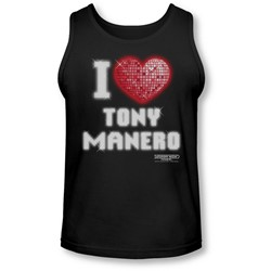 Saturday Night Fever - Mens I Heart Tony Tank-Top