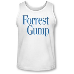 Forrest Gump - Mens Logo Tank-Top