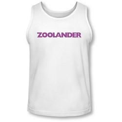 Zoolander - Mens Logo Tank-Top