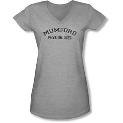 Bhc - Juniors Mumford V-Neck T-Shirt