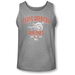 Airplane - Mens Trans American Tank-Top