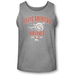 Airplane - Mens Trans American Tank-Top