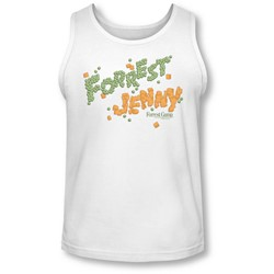 Forrest Gump - Mens Peas And Carrots Tank-Top
