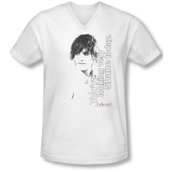 The L Word - Mens Looking Shane Today V-Neck T-Shirt