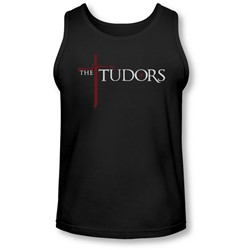 Tudors - Mens Logo Tank-Top