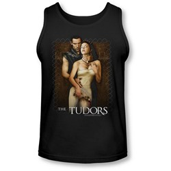 Tudors - Mens Spilt Wine Tank-Top