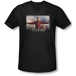 Tudors - Mens The Final Seduction V-Neck T-Shirt