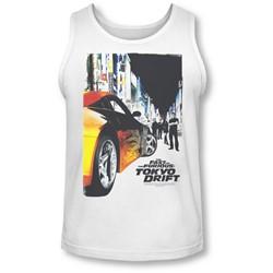 Tokyo Drift - Mens Poster Tank-Top