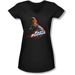 Fast & Furious - Juniors Toretto V-Neck T-Shirt
