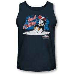 Chilly Willy - Mens Just Chillin Tank-Top