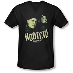 Mallrats - Mens Nootch V-Neck T-Shirt